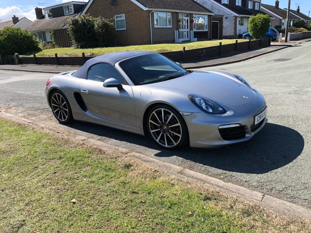 boxster car hire uk