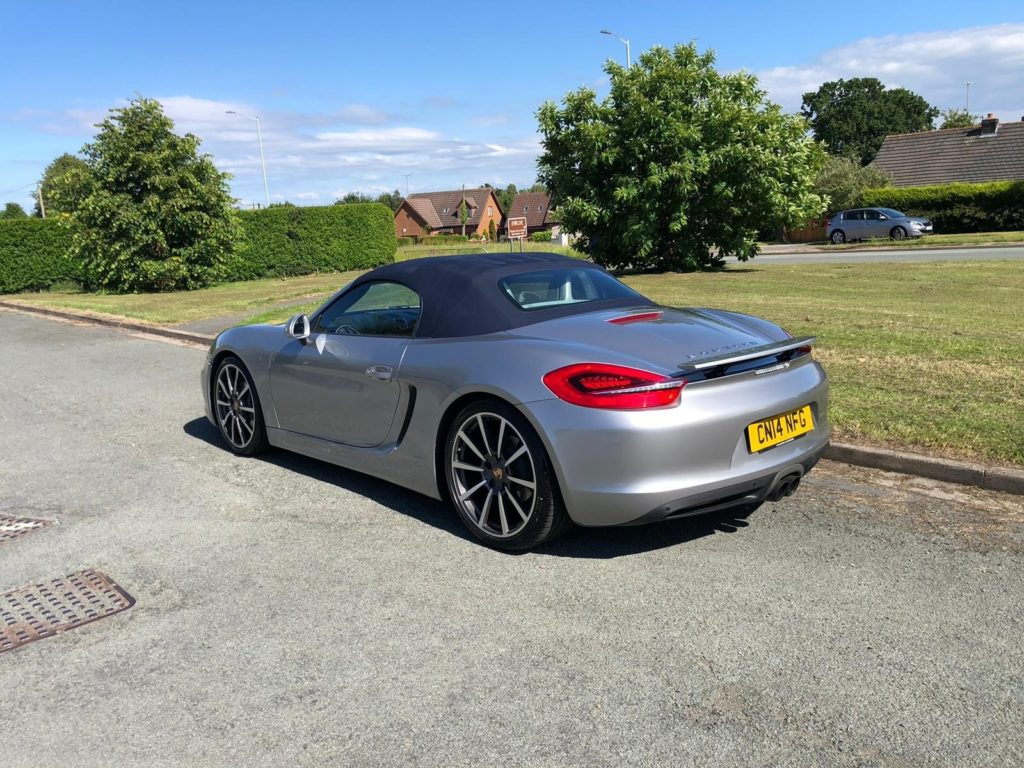 porsche car hire uk